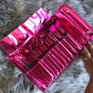 BH Cosmetics 15 pc Makeup Brush Set